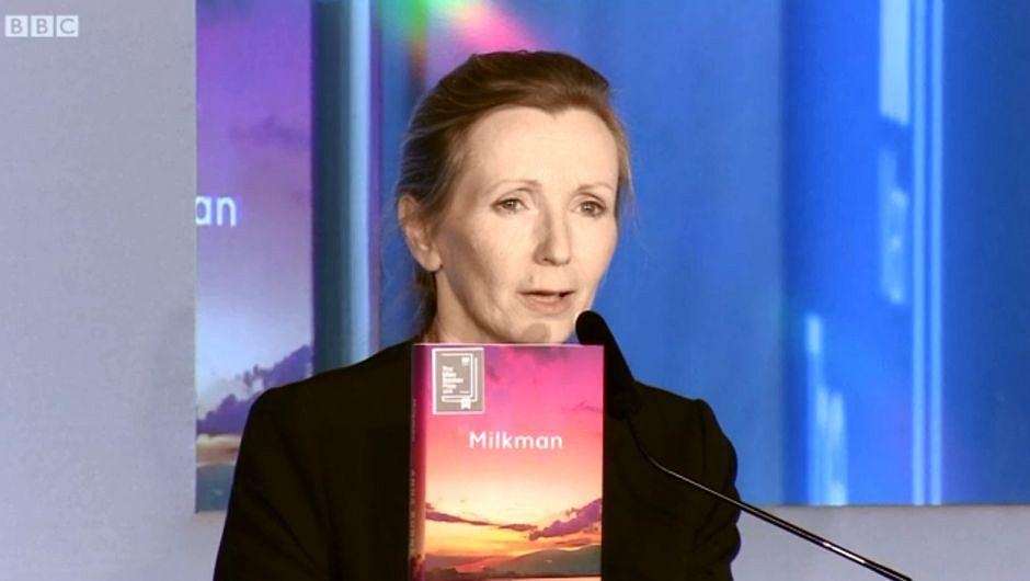 Zdobywczyni tegorocznej nagrody 2018 Man Booker Prize - Anna Burns z Irlandii