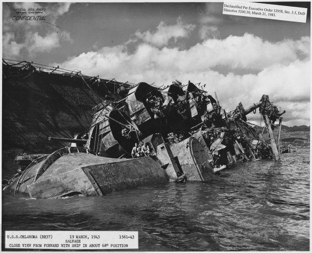 Stany Zjednoczone ekshumuj� prawie 400 cia� �o�nierzy poleg�ych w Pearl Harbor