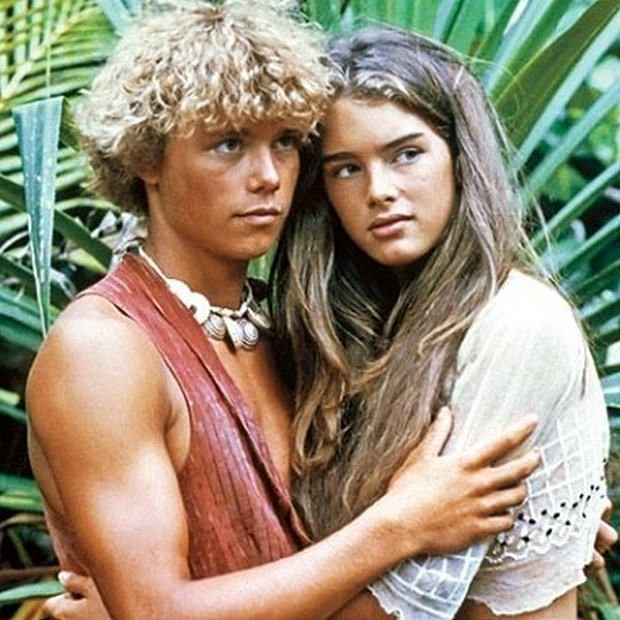 Brooke Shields, Richard Atkins / Screen z filmu