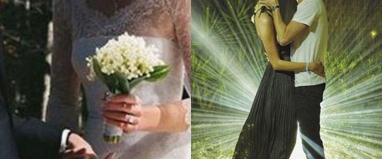 Popularna modelka wzięła ślub! Pochwaliła się uroczym zdjęciem. Suknia urocza, a jej mąż... należy do rodziny Donalda Trumpa