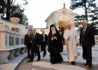 O pok�j modli�y si� w Ogrodach Watyka�skich razem z Franciszkiem, Peresem, Abbasem i ekumenicznym patriarch� Konstantynopola Bart�omiejem delegacje chrze�cijan, �yd�w i muzu�man�w