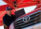 Ma�ysz Toyot� rusza na Dakar