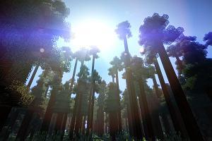 """Puszcza Białowieska w świecie """"Minecraft"""". Prace zajęły trzy miesiące"""