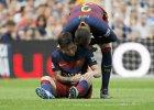 Primera Division. Kontuzja Messiego w meczu Barcelony z Las Palmas