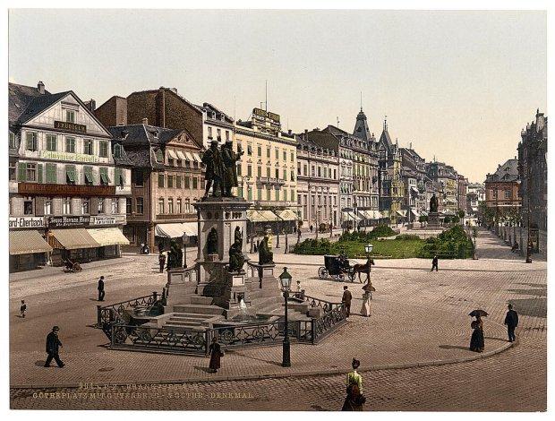 Zdjęcie numer 33 w galerii - Niemieckie miasta pod koniec XIX w. A wśród nich Gdańsk, Szczecin i Wrocław [ZDJĘCIA]