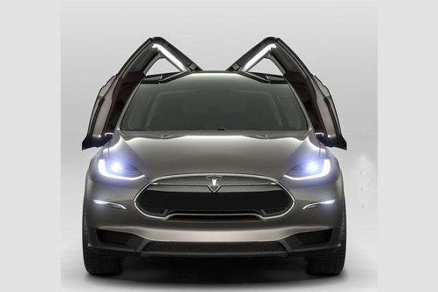 Tesla X 2015