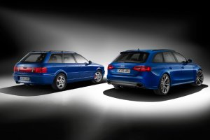 Salon Genewa 2014 | Audi RS 4 Avant Nogaro selection