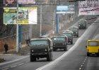 Ukraina: 80 pojazd�w wojskowych przemieszcza si� na wschodzie. AP: Nasilenie dzia�a� separatyst�w