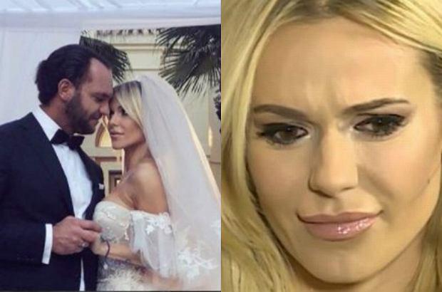 Wciąż nie milkną echa zaskakującego ślubu Dody. Tym razem zarzucono jej, że photoshopuje swoje fotografie z tego wyjątkowego wydarzenia.