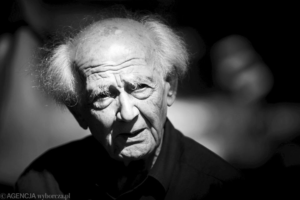 Zygmunt Bauman nie żyje