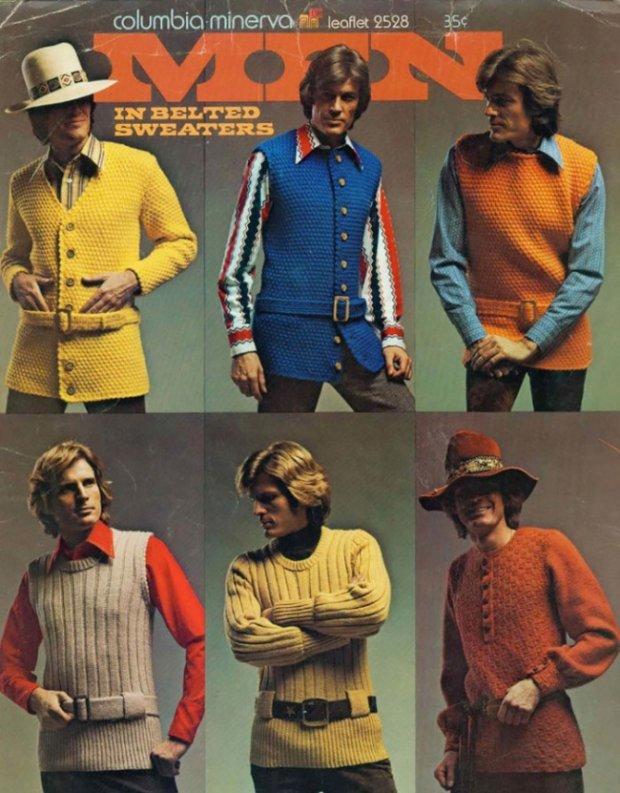 Moda m�ska lat 70. Tego nie da si� zapomnie� [17.06]