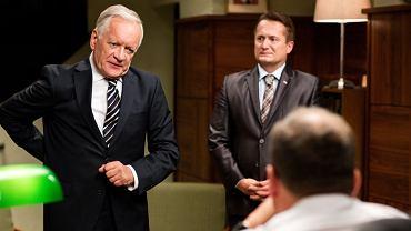 W nowej serii ''Ucha prezesa'' pojawi się Andrzej Seweryn (fot. mat. prasowe Showmax)