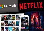 Microsoft przejmie Netlix? Tak twierdzi jeden z analityków specjalizujący się w mediach