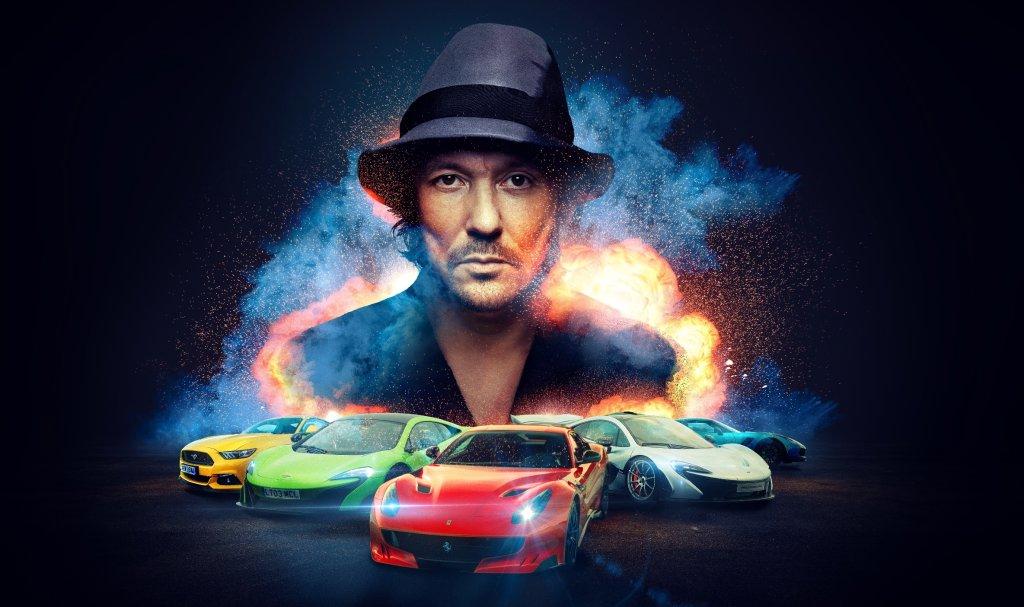 Smolik i Top Gear