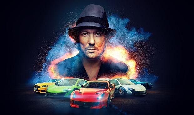 """Smolik opublikował nietypowy utwór, który przygotował w hołdzie """"Top Gear""""."""