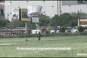 O pierwszym pikniku lotniczym w Krakowie opowiada Krzysztof Radwan, dyrektor MLP