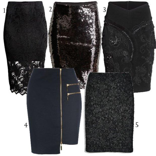 Spódnice damskie eleganckie