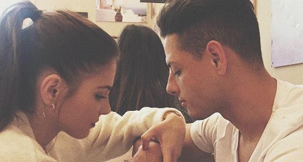 Javier Hernandez i Andrea Duro oficjalnie razem. Swoją miłością dzielą się na Instagramie