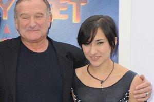 C�rka Robina Williamsa zamkn�a konto na Twitterze. Internauci wysy�ali Zeldzie zdj�cia martwego ojca
