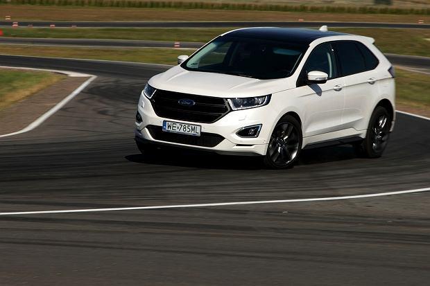Ford Edge 2.0 TDCi | Test miesiąca, cz. 2 | Właściwości jezdne