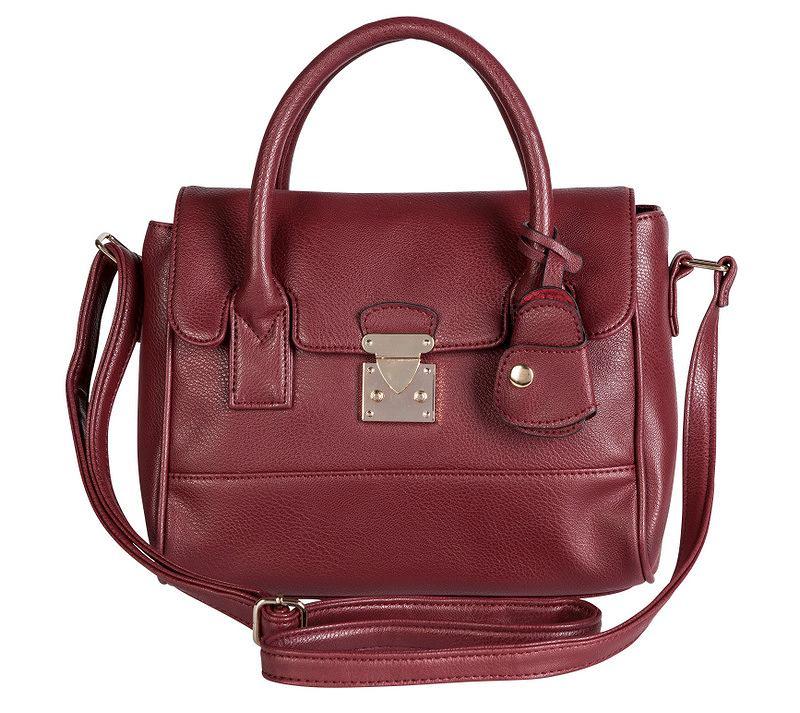 6405f4240165c Hit na jesień  bordowe torebki