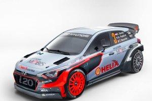 Hyundai i20 WRC | Nowa generacja na sezon 2016