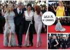 Cannes 2014: Na czerwonym dywanie Kristen Stewart, Chloe Grace Moretz, Juliette Binoche i Uma Thurman, klasyczne suknie balowe oraz awangarda