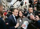 Emmanuel Macron - kandydat na prezydenta Francji