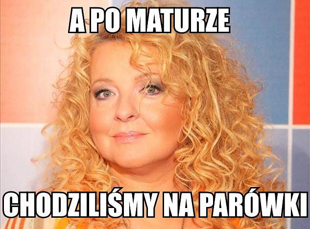 Magda Gessler memy
