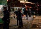 Nocna obława policji na imigrantów z Maghrebu w  Duesseldorfie