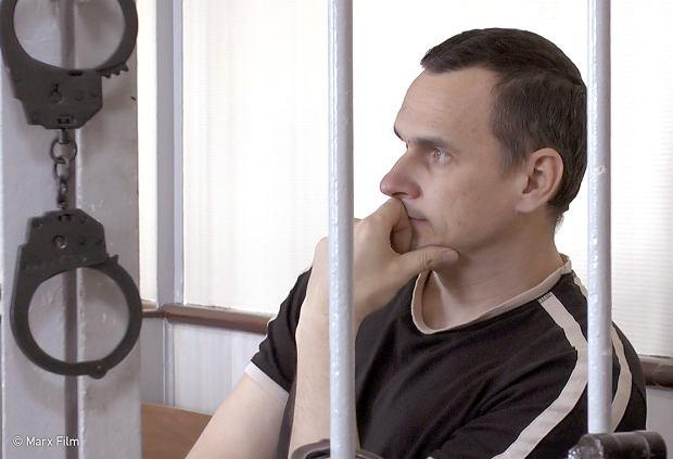 Zdjęcie numer 4 w galerii - Ukraina: Sencow na granicy życia i śmierci. Macron rozmawiał z Putinem nt. reżysera