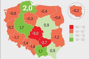 """Katastrofa demograficzna w Polsce. Pomorze """"odjechało"""" dzięki Kaszubom"""