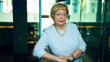 Pierwsza prezes Sadu Najwyższego Małgorzata Gersdorf