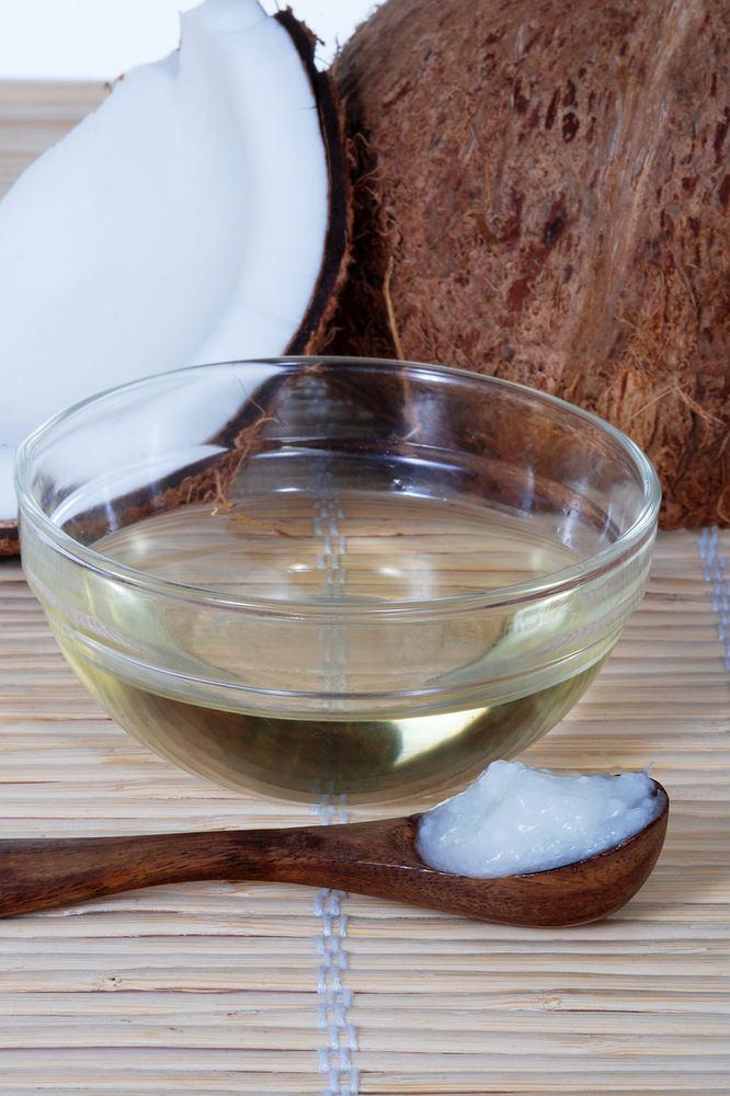 olej kokosowy poprawia odporność