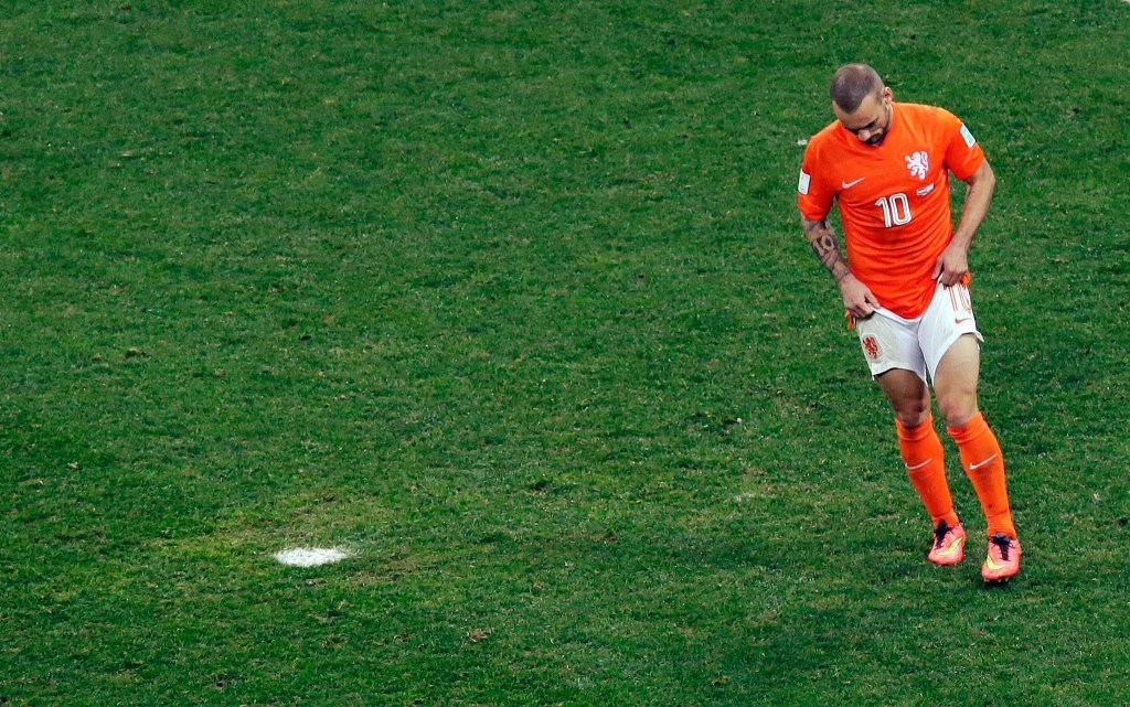 Holandia - Argentyna