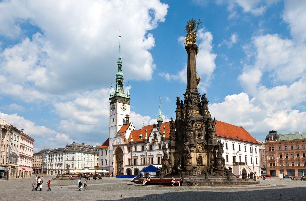 Ołomuniec, Czechy