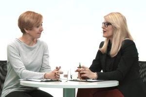 """Temat dnia """"Gazety Wyborczej"""". O najnowszych sonda�ach z Ann� Matersk�-Sosnowsk� rozmawia�a Renata Grochal"""