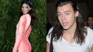 Kendall Jenner i Harry Styles