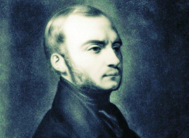 Zygmunt Krasiński na portrecie z epoki.