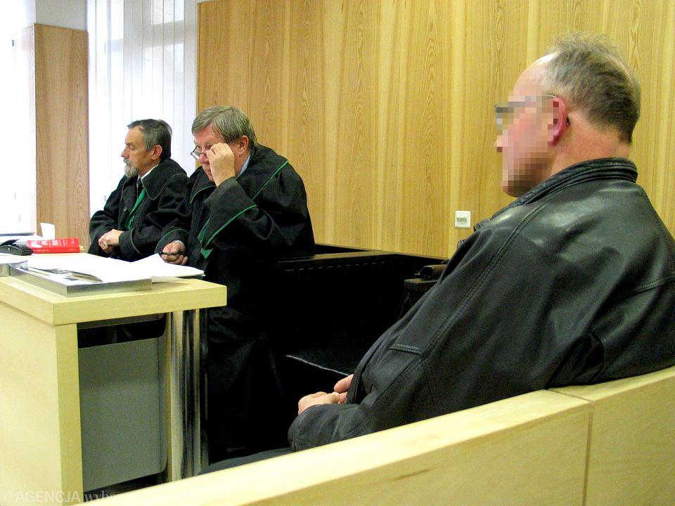 Proces księdza z Tylawy, Krosno, 2003 r.