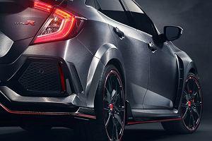 Salon Paryż 2016 | Honda Civic Type R | To się nazywa skrzydło