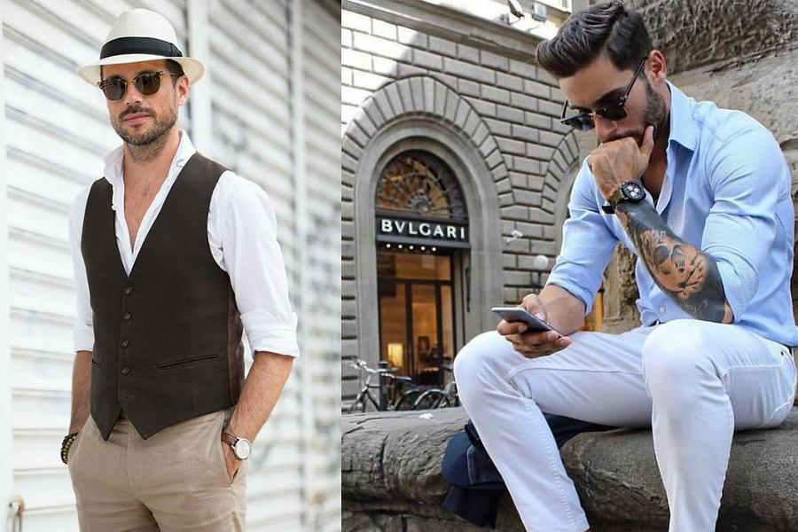 0d3b9a3e95 trendy moda męska 2018