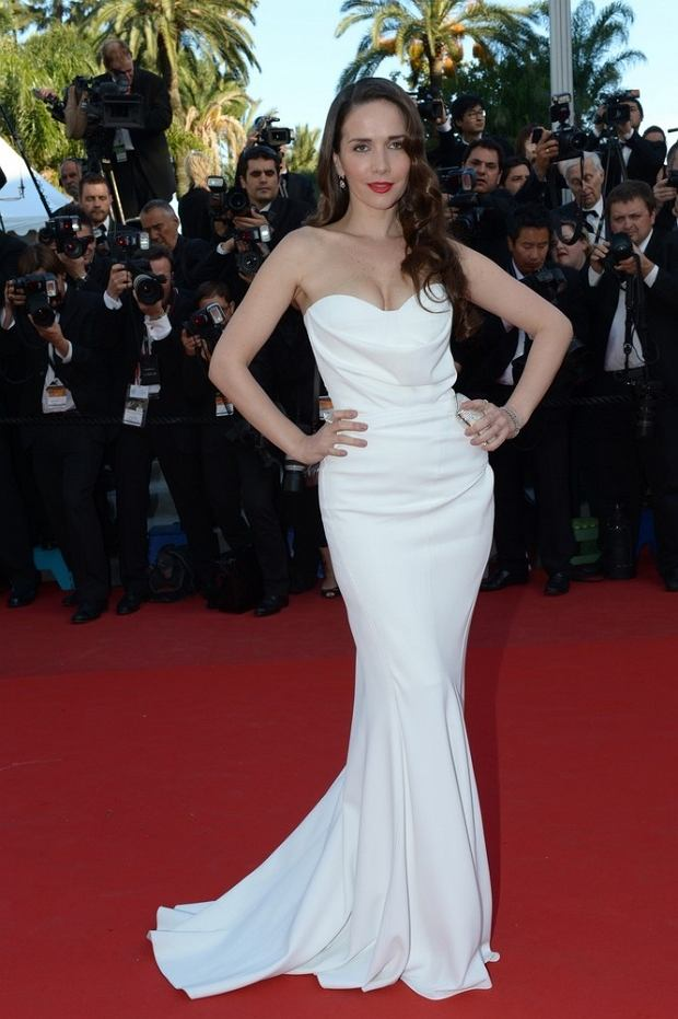Natalia Oreiro arriving at the Killing Them Softly screening as part of the 65th Cannes Film Festival, in Cannes, southern France, on May 22, 2012. Photo by Rachid Bellak/ABACAPRESS.COM  # 321325_096