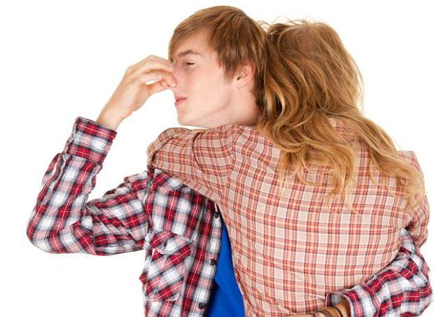 Wyj�tkowo przykry zapach potu? Poszukaj przyczyny