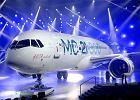 Rosjanie chwalą się nowym samolotem. MS-21 ma być konkurencją dla maszyn Boeinga i Airbusa