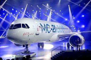 Rosjanie testują konkurenta dla Boeinga i Airbusa. To pierwszy duży samolot od upadku ZSRR