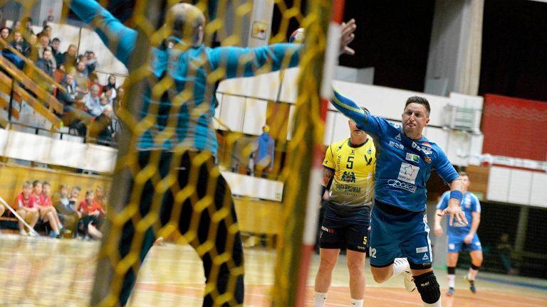 Mecz piłkarzy ręcznych Warmii Olsztyn