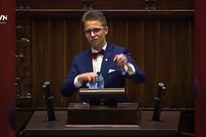 """""""Uważam, że Unię Europejską należy zniszczyć"""". Dzisiejsze obrady Sejmu Dzieci dla wielu były szokiem"""
