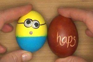 Jak odróżnić jajko ugotowane od surowego w 2 sekundy?