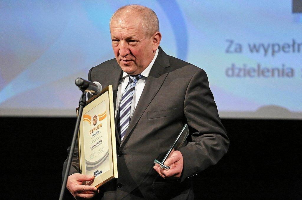 Ryszard Florek (fot. Mateusz Skwarczek/AG)